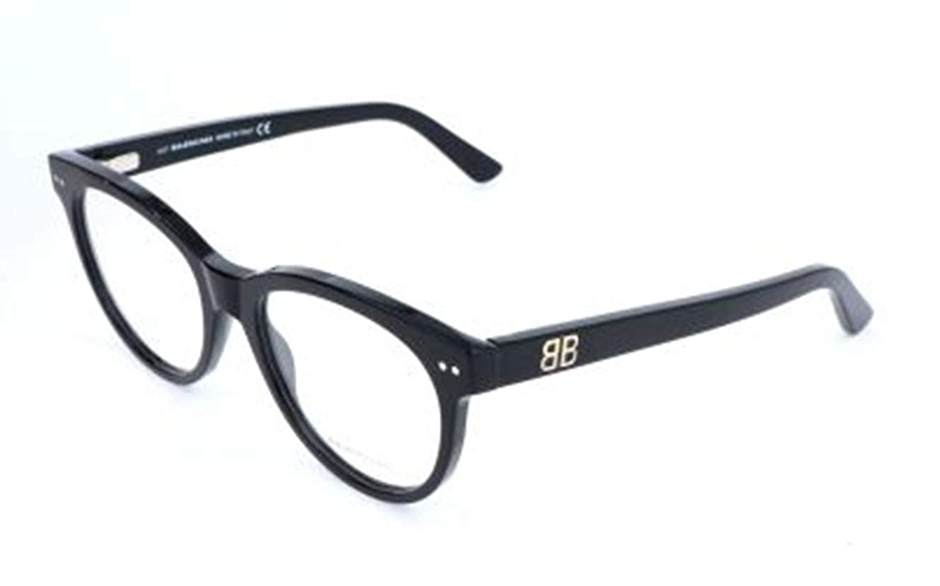 Eyeglasses Balenciaga BA 5088 001 shiny black