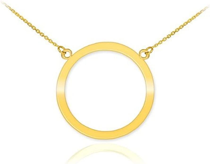14k solid yellow gold 24/'/' star link nice station necklace 1.6 grams sparkly