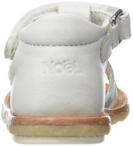 Noël Baby Mädchen Mini Serva Krabbelschuhe Weiß (Weiß)
