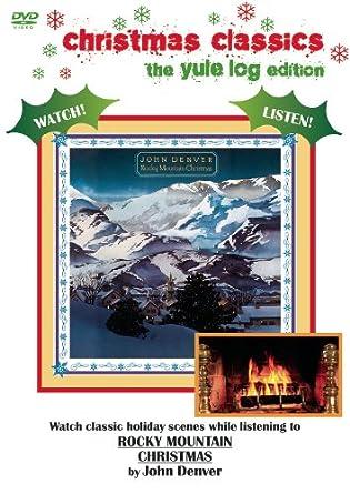 Amazon Com Rocky Mountain Christmas Christmas Classics The Yule