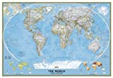 World Classic [Mural] (National Geographic Reference Map)