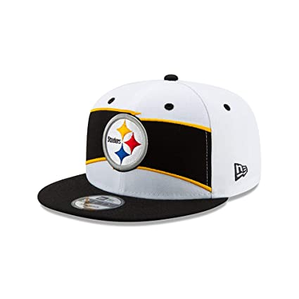 official photos e0723 a3bed New Era 2018 Mens NFL Thanksgiving Day Snapback Hat (Pittsburgh Steelers)