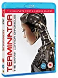 Terminator: Sarah Connor Chronicles-Series 1&2 [Blu-ray]