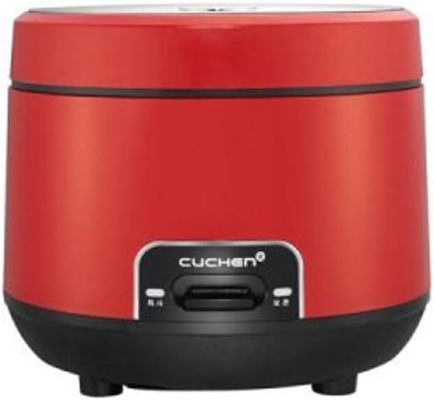 Cuchen Rice Cooker Cuchen CJE-A0601 for 6 Persons Steamer Lihom Cuchen 220V (Red)