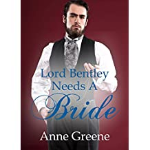 Lord Bentley Needs a Bride (Fall'N For You Book 3)