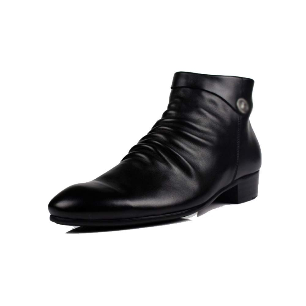 Männer, Kurze Stiefel, Vintage, Koreanisch, Tragbar Koreanisch, Vintage, Martin Stiefel ... 5c44e5
