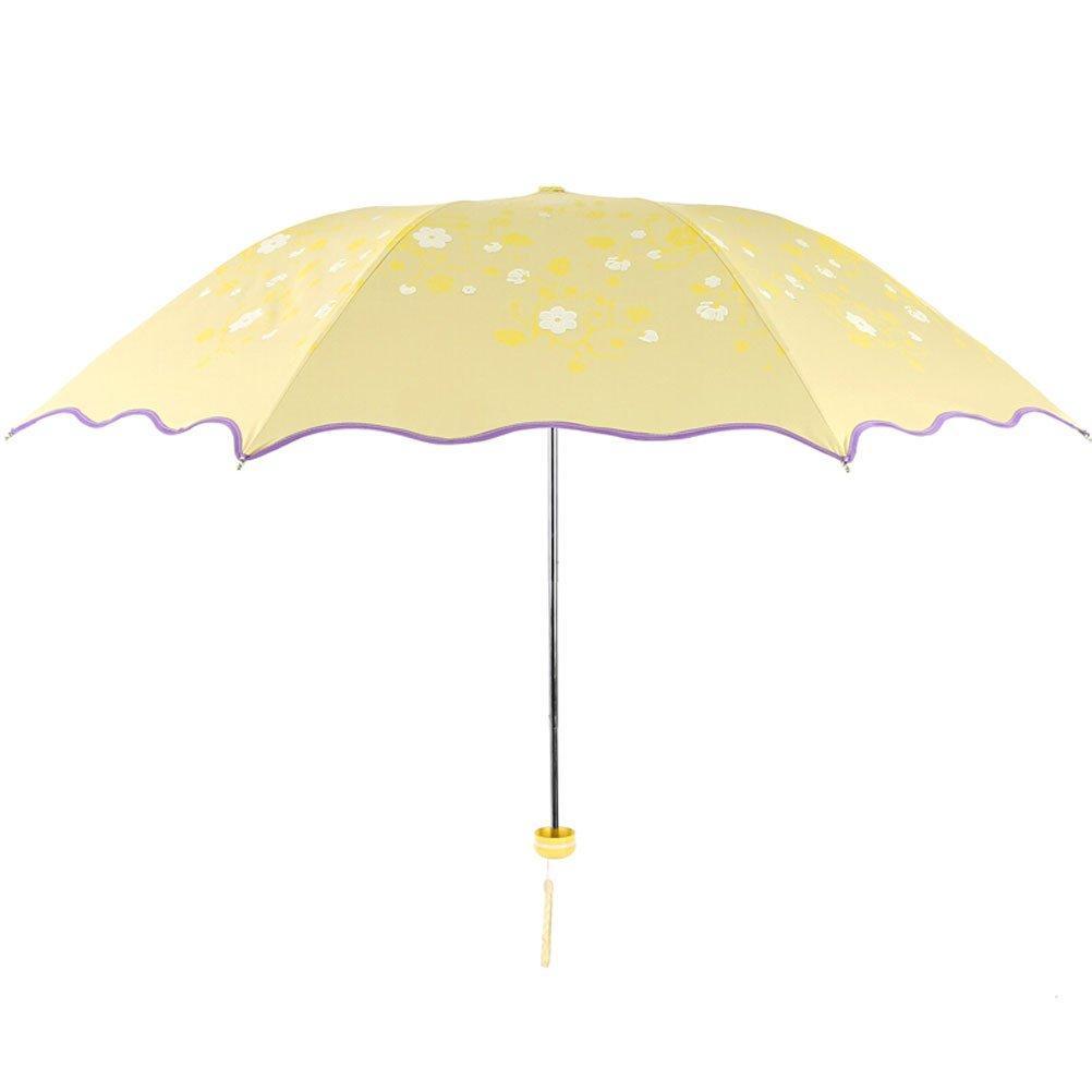 ZI LIN SHOP- Water Is Now Spent Black Plastic Ultra Light Sun Umbrella Clear Umbrella rug