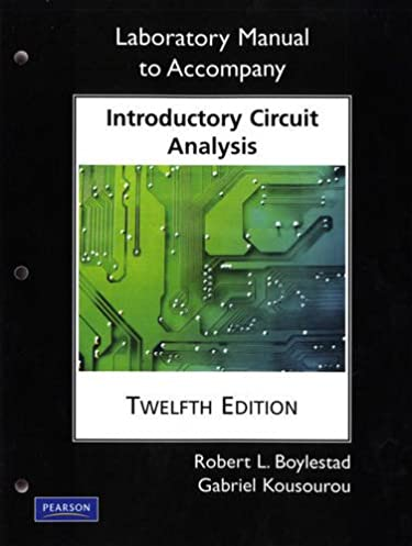 laboratory manual for introductory circuit analysis pearson custom rh amazon com