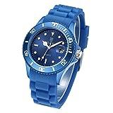 DR8990 Silicone Strap Plastic Quartz Watch Student Unisex Wrist Watches Youth Teenager Waterproof Wristwatch Boys Girls