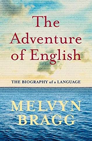 book cover of The Adventure of English