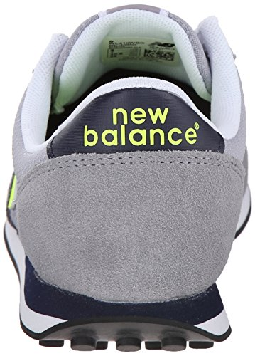 New Balance WL 410 WBC Grey Yellow Grey