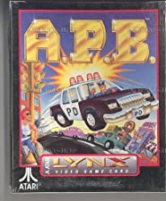 A.P.B. APB Game for Atari Lynx