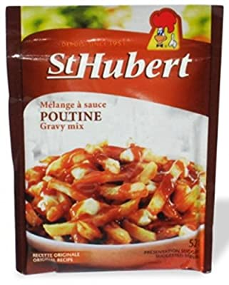 St Hubert Poutine Gravy Mix - Pack of 3