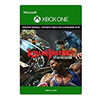 Deals on Killer Instinct Definitive Edition Xbox One Or PC