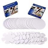 40PCS Bathtub Stickers Non-slip -2 Shape Decals