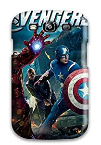 BotBogy16443fVSag Faddish The Avengers 35 Case Cover For Galaxy S3