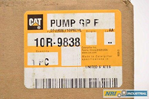 CATERPILLAR CAT 10R-9838 793 797 DIESEL OIL FUEL TRANSFER