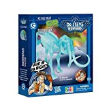 Geoworld Ice Age Night Mammuthus Toy, Glow in The Dark