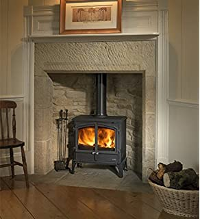 Invicta La Borne Wood Burning Stove: Amazon.co.uk: DIY & Tools