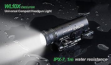 Nextorch NXV5 Lanterna,Unisex un tama/ño Adultos Multicolor