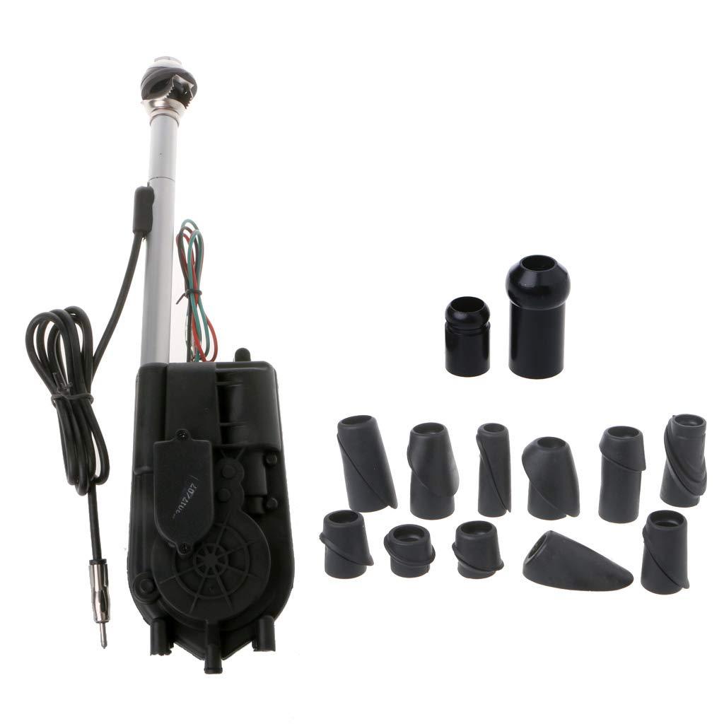 COLUDOR Universal Auto AM FM Radio Elektrische Power Automatische Antenne Kit