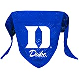 NCAA Duke Blue Devils Pet Bandana, Team Color, Small