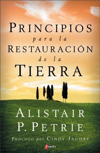 Principios para la restauración de la tierra (Spanish Number)