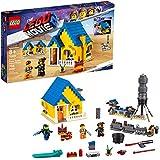LEGO The LEGO Movie 2 Emmet's Dream House/Rescue Rocket! 70831 Building Kit , New 2019 (706 Piece)
