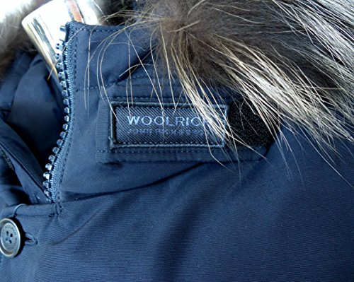 Woolrich Cn01 W0cps2570 Lungo Blu Piumino Mlb Parka Uomo Giubbotto Tt Artic 4qBO4