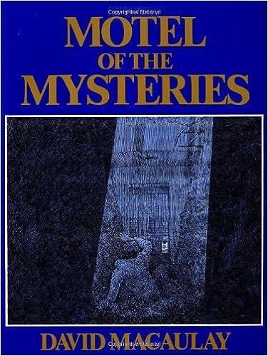 Taken From: https://www.amazon.com/Motel-Mysteries-David-Macaulay/dp/0395284252