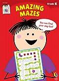 img - for Amazing Mazes Stick Kids Workbook, Grade K (Stick Kids Workbooks) book / textbook / text book