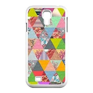 Colorful Stripes Design Unique Design Cover Case for SamSung Galaxy S4 I9500,custom case cover ygtg601761 by icecream design