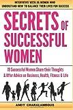 Secrets of Successful Women, Andy Charalambous, 1499733909
