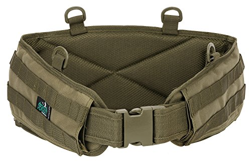 Tactical belt Green - 9