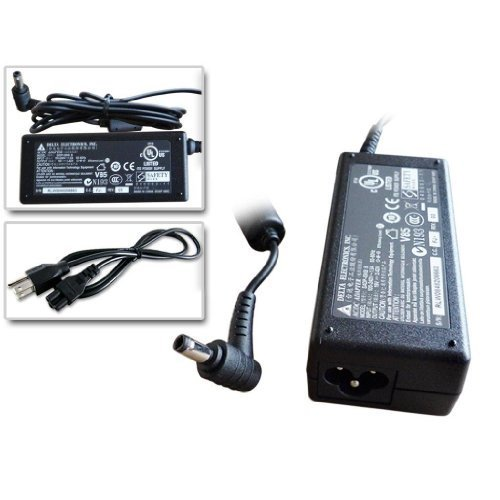 Toshiba 19V 3.42A 65W Original AC Adapter For Toshiba Model Numbers: Satellite P740D-BT4N22, PSMR1U-009004, Satellite P745-S4102, PSMQ1U-04503F, Satellite P745-S4160, PSMQ1U-04501T, Satellite P745-S4217, PSMQ1U-005001, Satellite P745-S4250, PSMQ1U-00E002, 100% compatible with Toshiba P/N: PA-1650-21, PA3467U-1ACA, PA3714U-1ACA, PA3822U-1ACA, PA3468U-1ACA, PA3715U-1ACA, PA3165U-1ACA, PA3467E-1AC3, SADP-65KB B 11j Laptop
