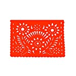 Super-Value-Depot-Two-Large-Plastic-Mexican-Papel-Picado-Banners-Over-16-feet-long-each-banner-20-individual-pannels-10-pannels-per-banner-A-colorful-touch-for-your-celebrations