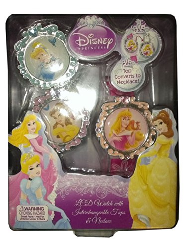 Disney Princess LCd Watch with Interchangeable ()