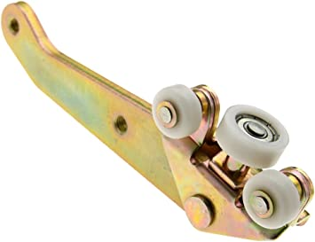 Rollo Guía Deslice ruedas para puerta derecha bisagra rollo para Volkswagen T4 701843406b: Amazon.es: Bricolaje y herramientas