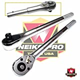 Neiko Pro 3/4 X 20'' Industrial Grad€‹e Ratchet Wrench
