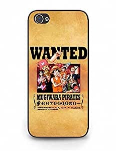 Wael alamoudi's Shop 2326100M197316495 Iphone 5 Case, Anime ONE PIECE Photo Print Phone Case Skin for Iphone 5S