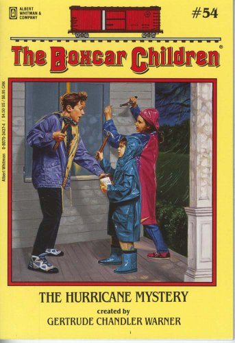 The Hurricane Mystery - Book #54 of the Boxcar Children