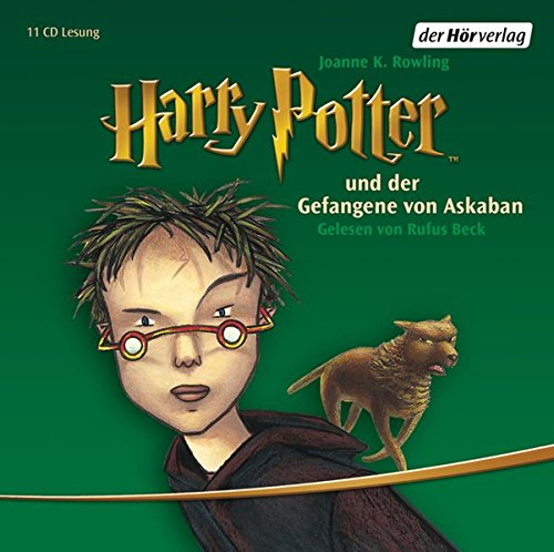 Harry Potter und der Gefangene von Askaban (Harry Potter, #3) (German Edition) by French and European Publications Inc