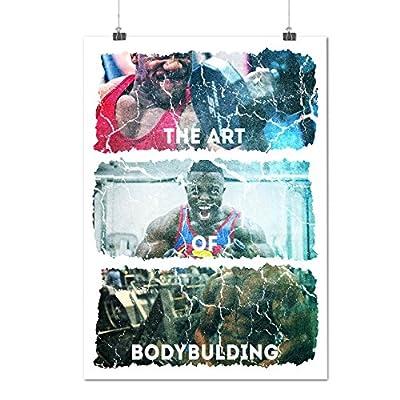 Matte/Glossy Poster A0 A1 A2 A3 A4 | Wellcoda