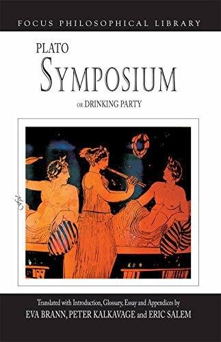 Symposium or Drinking Party (Focus Philosophical Library)