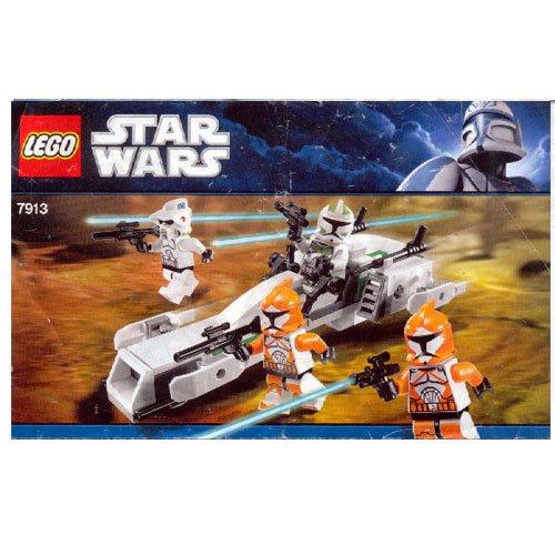 Original LEGO Star Wars 7913 INSTRUCTIONS ONLY [Toy] (7913 Lego)
