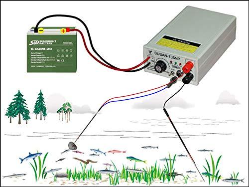 Hanchen Fish Shocker Fish Stunner Ultrasonic Inverter Safe Protection Electro Fisher