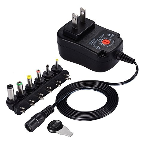 variable ac dc adapter - 5