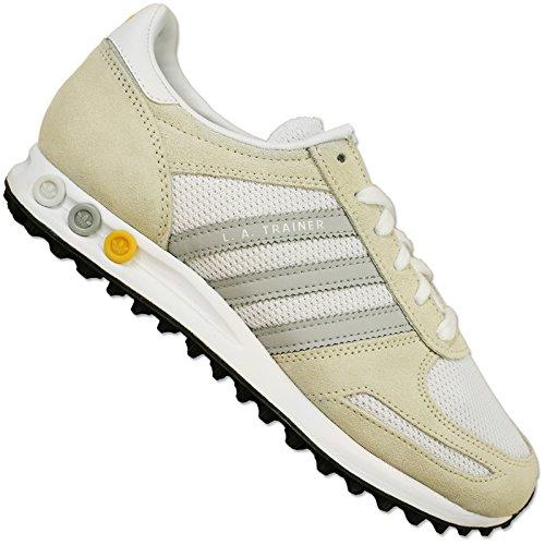 Adidas La Sneakers Allenatore Uomini B24787 - Beige / Bianco