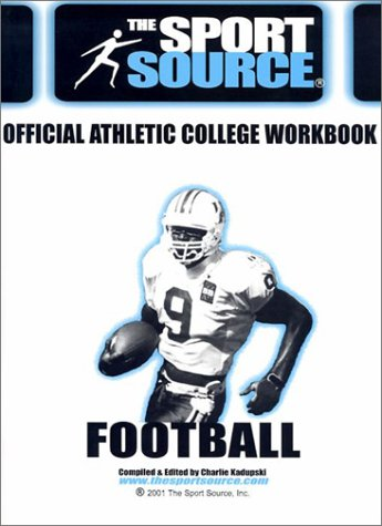 Official College Planning Workbook: Football (Sport Source)