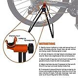 Ibera Easy Utility Bicycle Stand, Adjustable